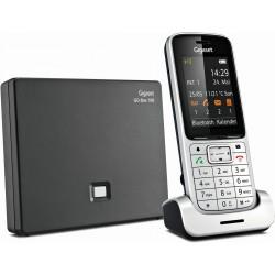 Gigaset SL450A GO platin / schwarz