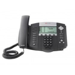 Polycom SoundPoint IP 650 6-line IP Phone (inkl. Netzteil)