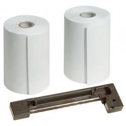 Ersatz-Farbband und papierrollen für Drucker