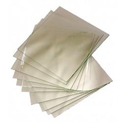 Ersatzglasscheibe klar für Druckknopfmelder der Serie 800/900