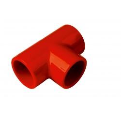 T-Verbindungsstück für 27mm Rohre