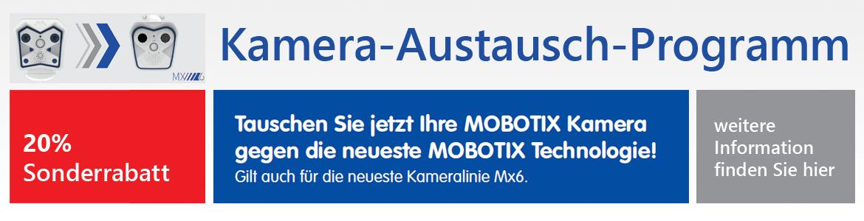 MOBOTIX Austauschprogramm