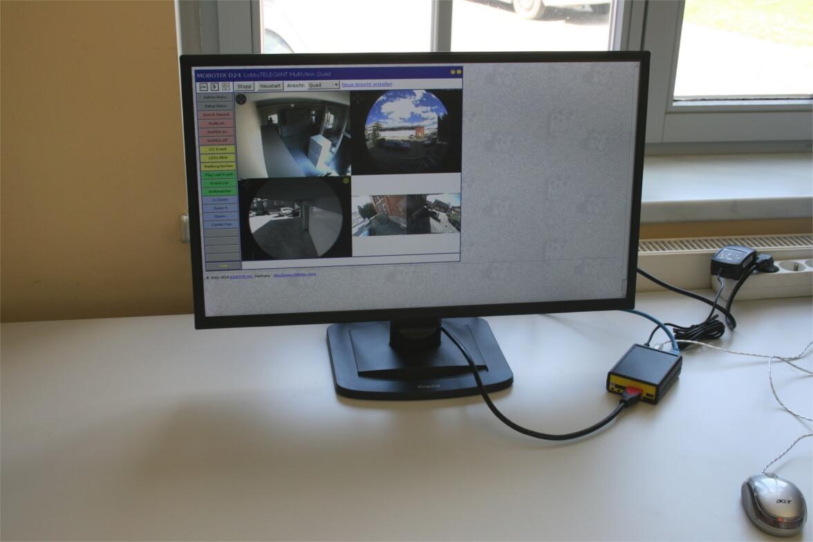 kamera adapter zum direktanschluss an einen monitor mit hdmi. Black Bedroom Furniture Sets. Home Design Ideas