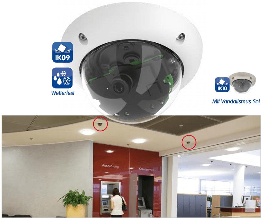 d25 d26 videoüberwachung bank