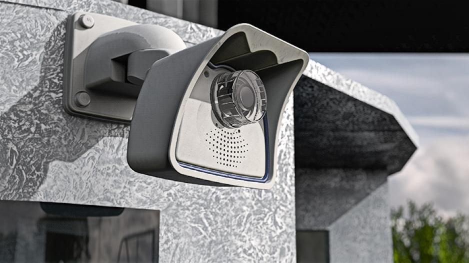 M26 Komplettkamera an der Wand