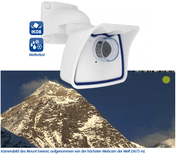 MOBOTIX Mount Everest