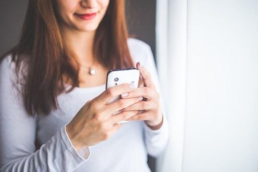 Bequeme Selbstregistrierung per SMS-Versand