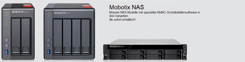Mobotix NAS