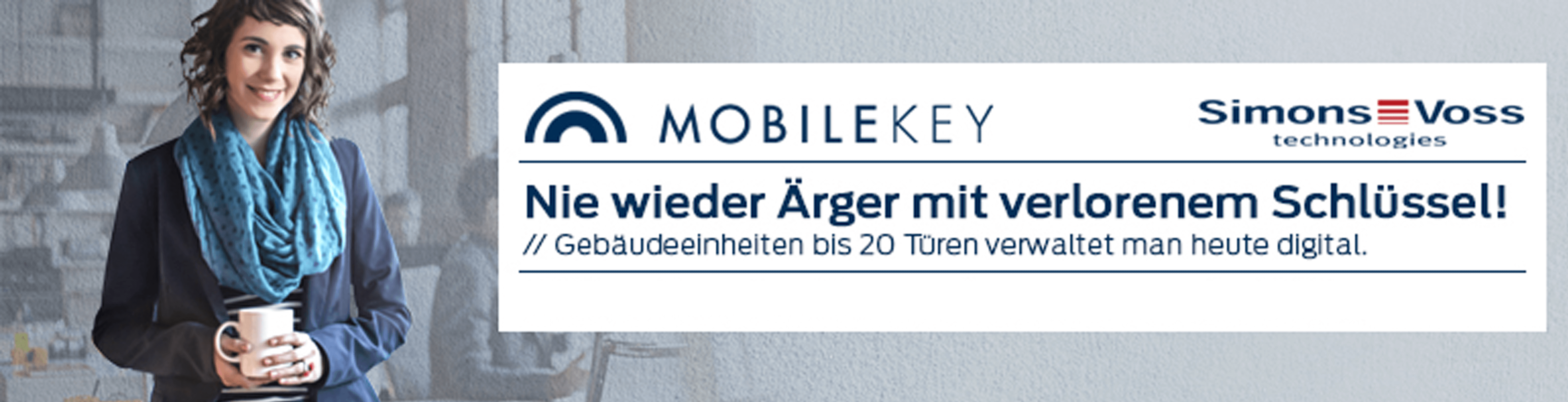 SimonsVoss MobileKey
